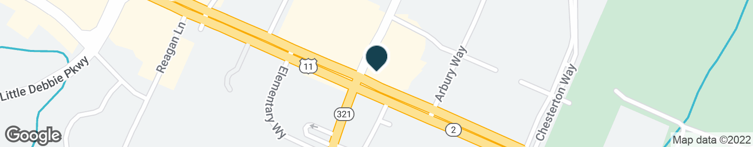 Google Map of9307 LEE HWY