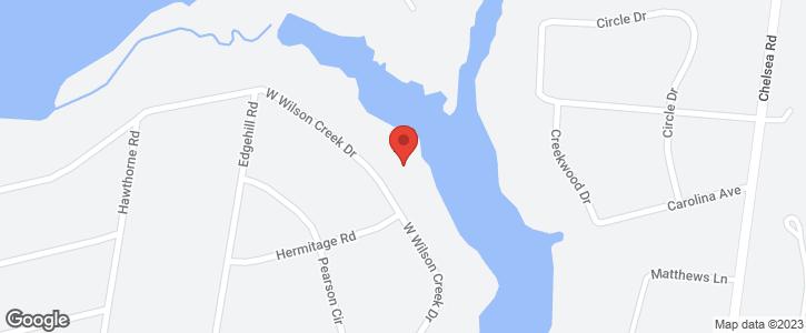 604 W Wilson Creek Drive Trent Woods NC 28562