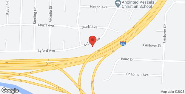 5545 LYFORD AVE Memphis TN 38119
