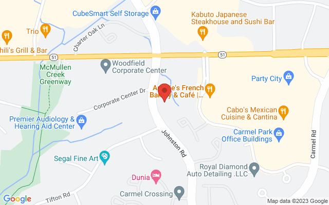 static image of 10801 Johnston Road, Suite 107, Charlotte, North Carolina