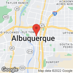 Albuquerque Petroleum Club on the map