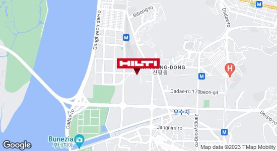Get directions to 부산사하신평370