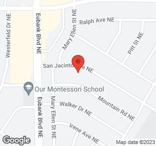 10416 SAN JACINTO Avenue NE