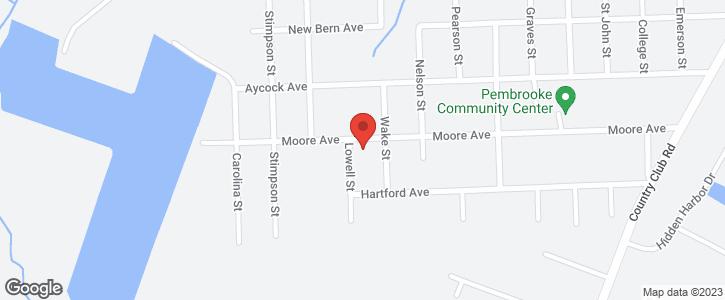 2505 Moore Avenue New Bern NC 28562