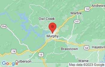 Map of Murphy