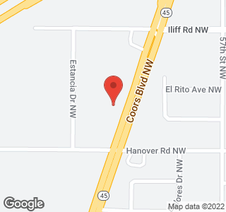 1515 Coors Blvd NW