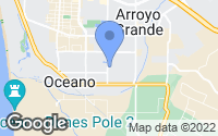 Map of Oceano, CA
