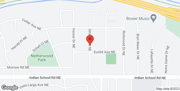 1815   GIRARD  SE Boulevard Albuquerque NM 87106