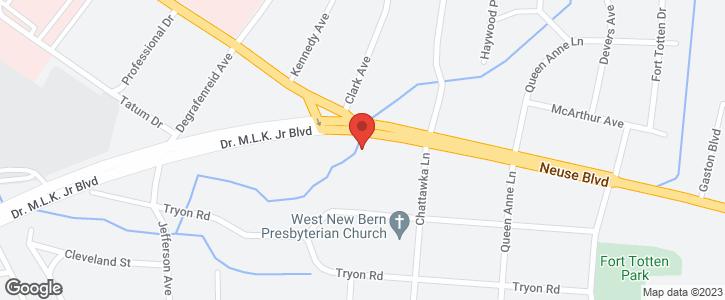 1713 Neuse Boulevard New Bern NC 28560