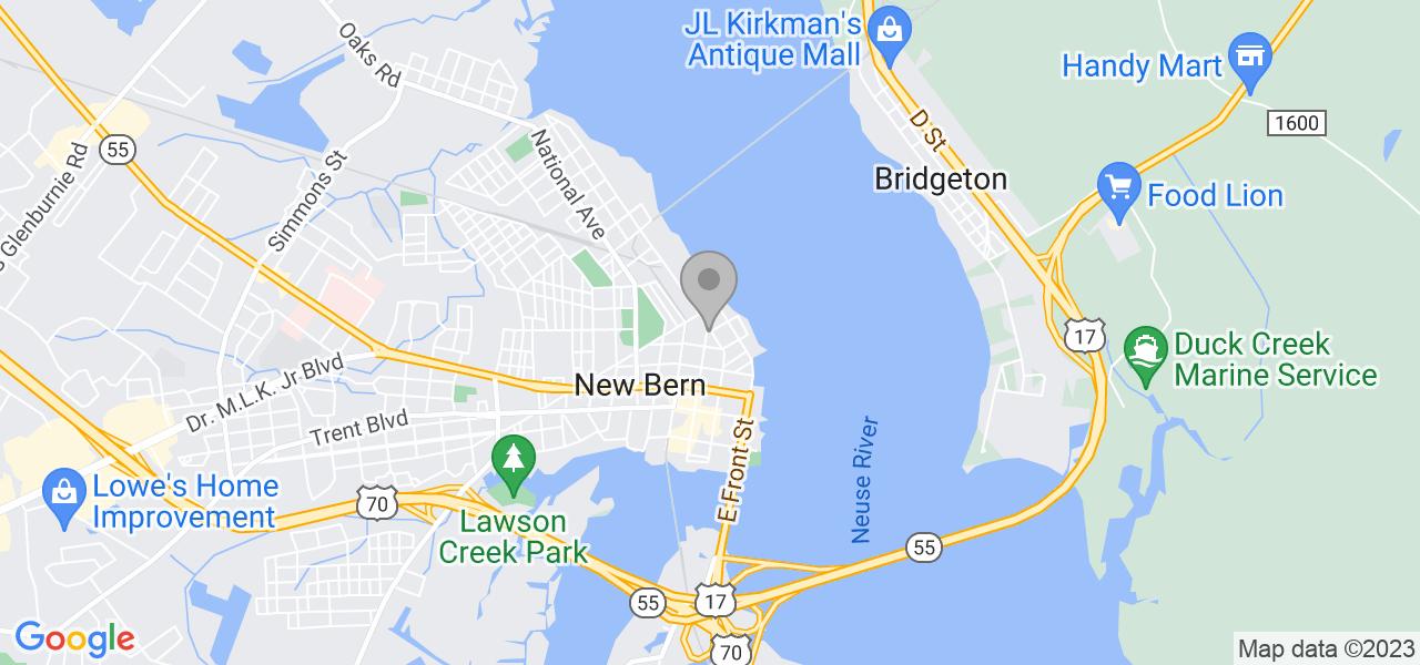 614 Middle St, New Bern, NC 28560, USA