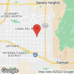 Desert Hills Apartments on the map