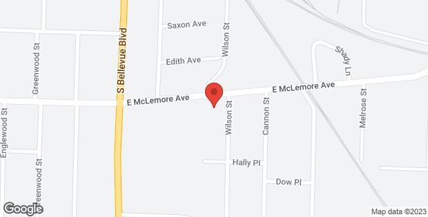 1299 E MCLEMORE AVE Memphis TN 38106