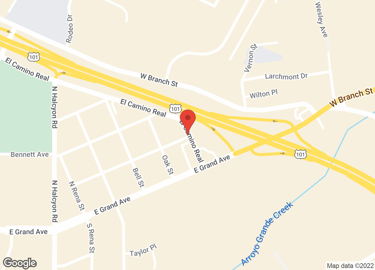 Google Map of VCA South County Animal Hospital