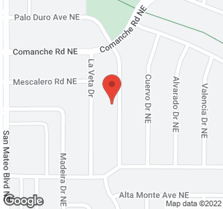 3409 Palomas Drive NE