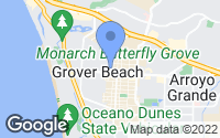 Map of Grover Beach, CA
