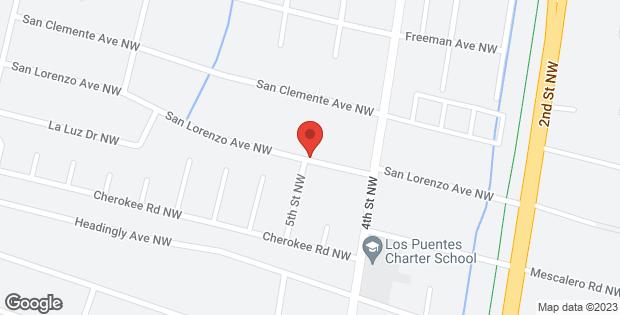 4619   9th  NW Street Albuquerque NM 87107