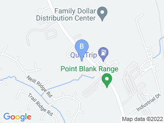 Map of Matthews Animal Clinic Dog Boarding options in Matthews | Boarding