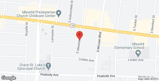186 S IDLEWILD ST Memphis TN 38104