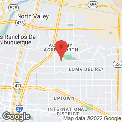 Pueblo Shuttle X Pres on the map