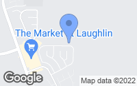 Map of Laughlin, NV