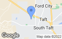 Map of Taft, CA