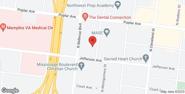 121 N MONTGOMERY ST Memphis TN 38104