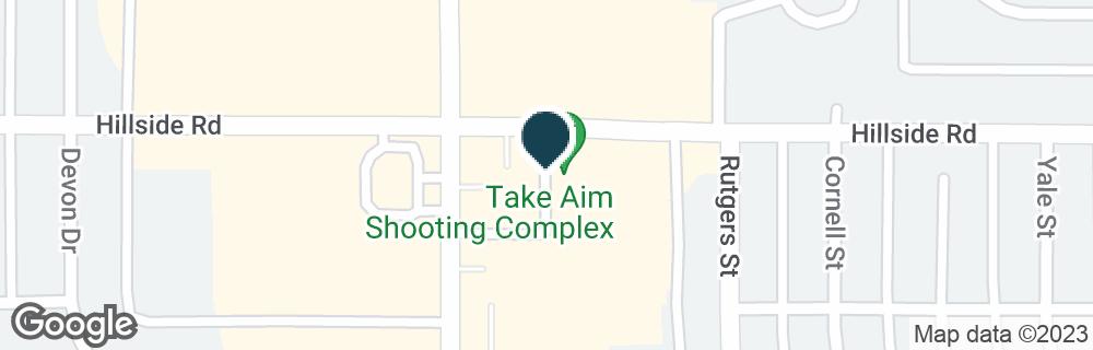 Google Map of5921 HILLSIDE RD