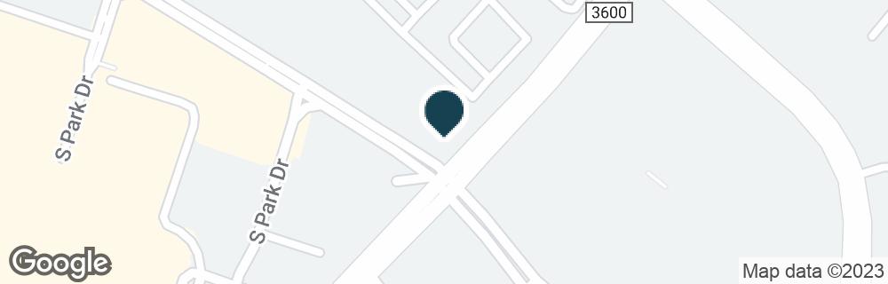 Google Map of6649 MORRISON BLVD