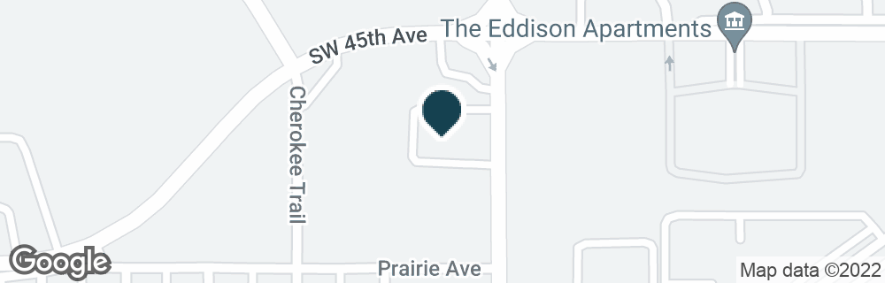Google Map of4504 S WESTERN ST