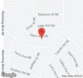 8128 OTERO Avenue NE