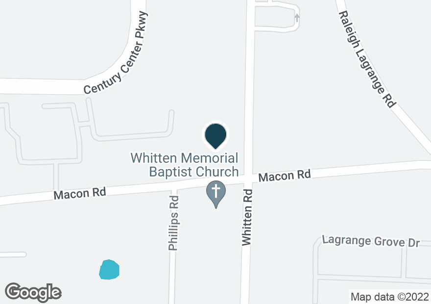 Google Map of6770 MACON RD