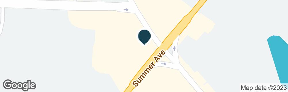 Google Map of5828 US HIGHWAY 70