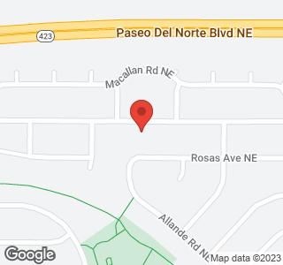 9512 Palomas Avenue NE