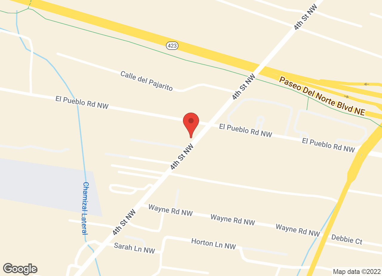 Google Map of VCA Town and Country Animal Hospital