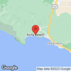 Inn At Avila Beach on the map