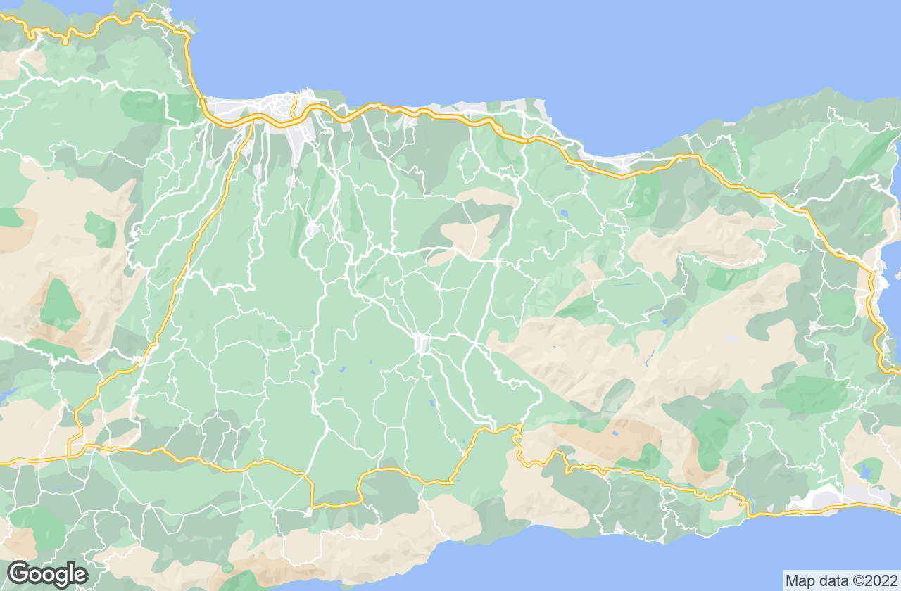 Google Map of مينوا بيديادا
