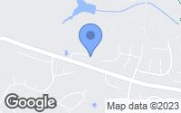 Map of Pinehurst, NC