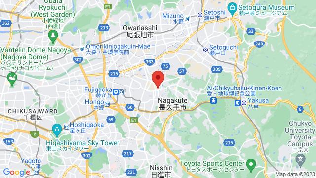 愛知県 長久手市