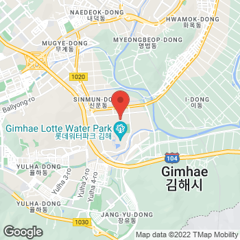 Map of Michael Kors Outlet at 72-19 Shinmun-dong Kimhae-si, Kimhae, Gyungsangnam-do 51011