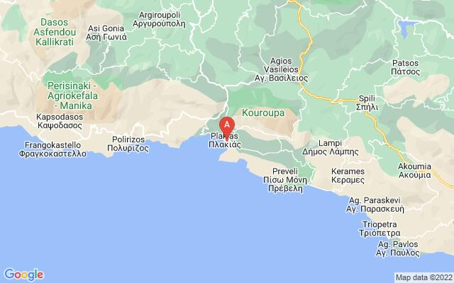 Google Map of PLAKIAS
