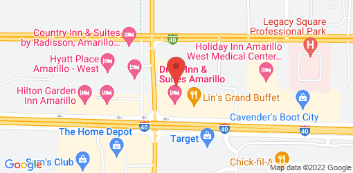 Directions to Furr's AYCE Marketplace
