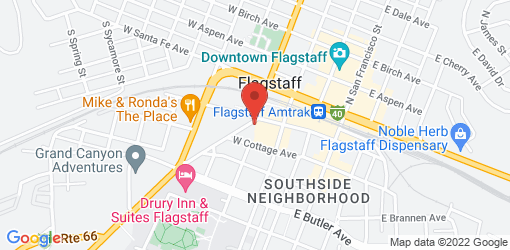 Directions to The Toasted Owl Cafe
