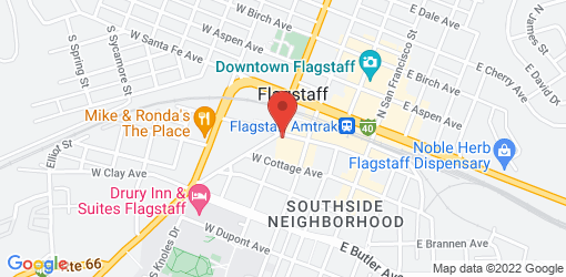 Directions to Fratelli Pizza Downtown