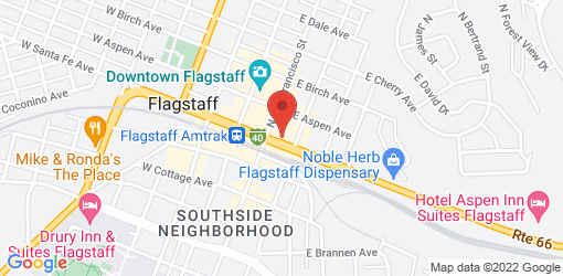 Directions to MartAnnes Burrito Palace