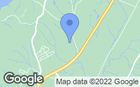 Map of Harrison, TN