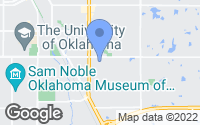 Map of Norman, OK