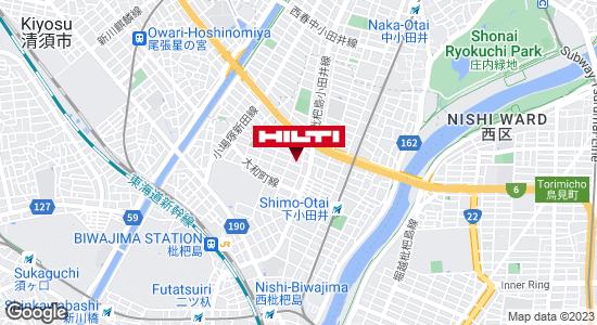 Get directions to 佐川急便株式会社 名古屋西営業所