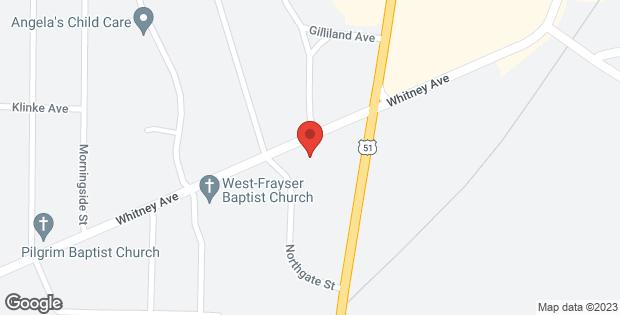 883 WHITNEY AVE Memphis TN 38127