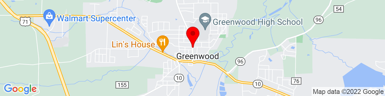 Google Map of 35.2156489, -94.25576629999999