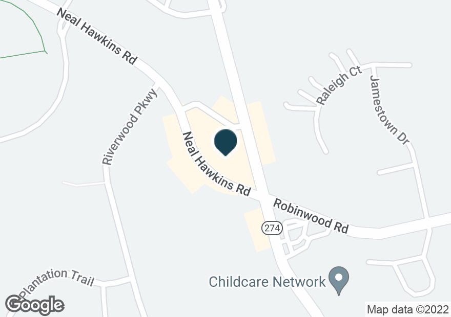 Google Map of2975 UNION RD